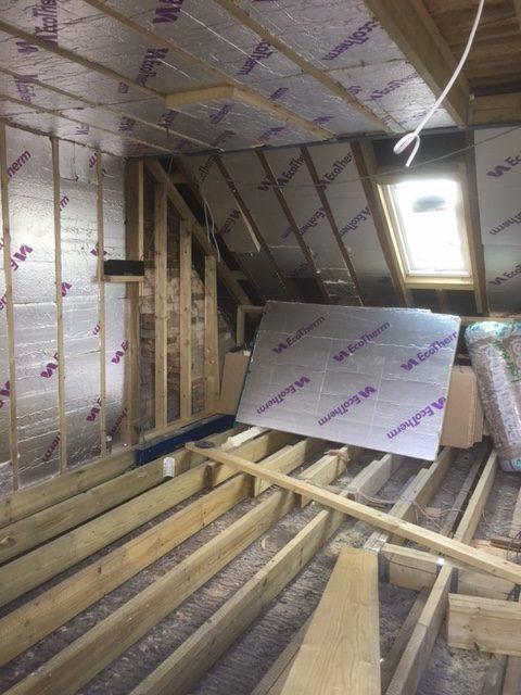 Insulating room cosy